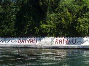 Mata Air Panas Danau Ranau