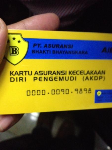 Kartu Asuransi